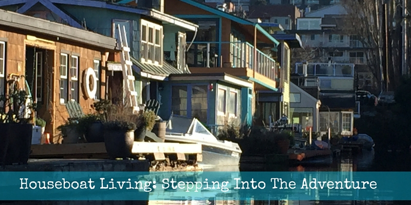 Houseboat Living: Stepping Into the Adventure